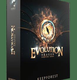 Keepforest Evolution: Dragon v1.3 WAV KONTAKT
