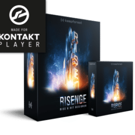 Keepforest Risenge Pro / Core WAV KONTAKT (Player Edition)
