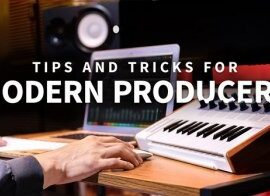 Lynda Tips and Tricks for Modern Producers (2020) TUTORiAL