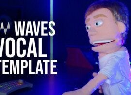 MyMixLab Waves Vocal Template with Reid Stefan TUTORiAL