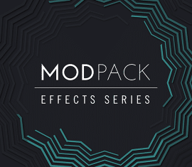 Native Instruments EFFECTS SERIES – MOD PACK V1.1.0 [WiN]