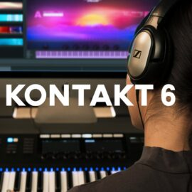 Native Instruments Kontakt 6 v6.4.0 (Mac OS X)