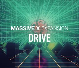 Native Instruments Massive X Expansion Drive v1.0.0 HYBRID-R2R
