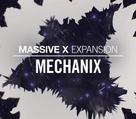 Native Instruments Massive X Expansion Mechanix v1.0.0 HYBRID-R2R
