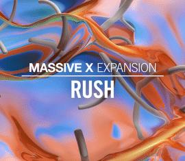 Native Instruments Massive X Expansion Rush v1.0.0 HYBRID-R2R