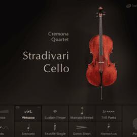 Native Instruments Stradivari Cello v1.0.0 KONTAKT