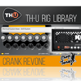 Overloud Choptones Crank Revone Rig Library-R2R