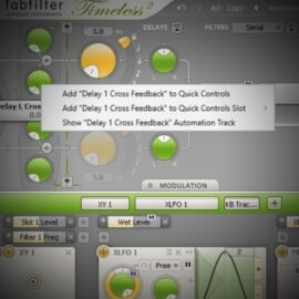 Samplecraze Using Modulation To Shape a Delay Effect's Filters TUTORiAL