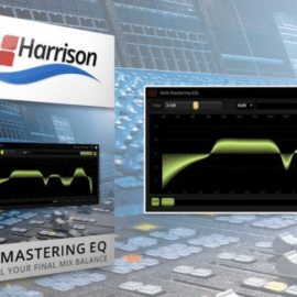 Harrison AVA Mastering EQ v3.0.1 Incl Patched and Keygen-R2R