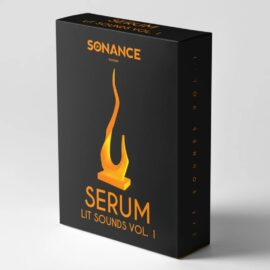 Sonance Sounds Lit Sounds Vol. 1 For XFER RECORDS SERUM