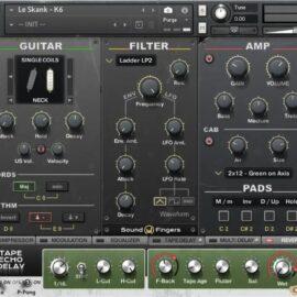 SoundFingers Le Skank v1.0 KONTAKT