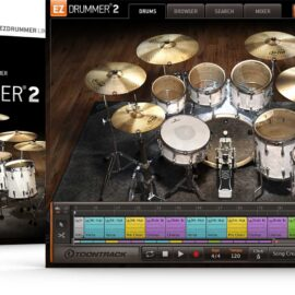 Toontrack EZdrummer 2 Core Library v1.1.2 Update [WIN+MAC]