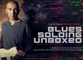 Truefire Massimo Varini Blues Soloing Unboxed TUTORiAL