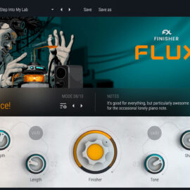 UJAM Finisher FLUXX v1.0.0-R2R