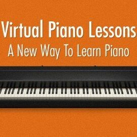 Virtual Piano Lessons A New Way To Learn Piano Free Download