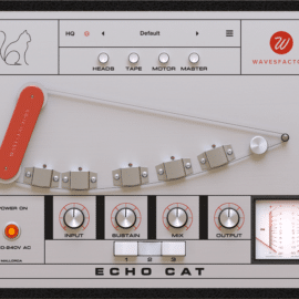 Wavesfactory Echo Cat v1.0.1 Incl Patched and Keygen-R2R