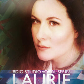 8dio Studio Vocals Laurie KONTAKT
