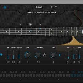 Ample Sound Ample Bass Yingyang v3.2.0 [WIN+MAC]