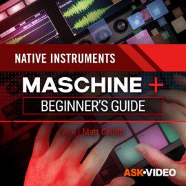 Ask Video Maschine + 101 The Beginner's Guide TUTORiAL