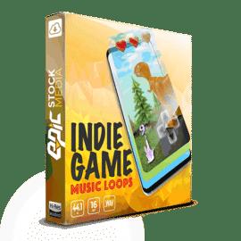 Epic Stock Media Indie Game Music Loops