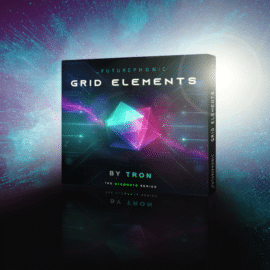 Futurephonic Grid Elements by Tron
