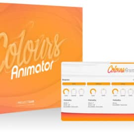 ProjectSAM Colours: Animator v2.0 KONTAKT