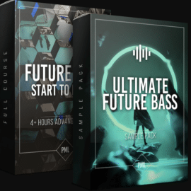 PML Future Bass Remix from Start to Finish in FL Studio Full Course + UFB Sample Pack