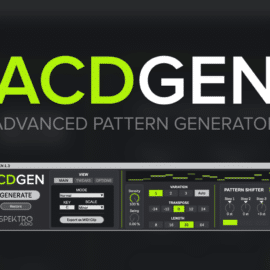 Spektro Audio ACDGEN v1.3.1 for Max4Live