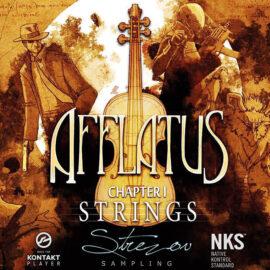 Strezov Sampling AFFLATUS Chapter I Strings v1.3 KONTAKT