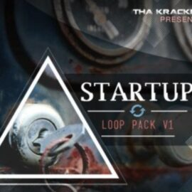 ThaKracken Start Up Loop Pack Vol. 1 WAV