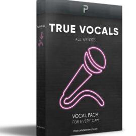 The Producer School True Vocals Wav