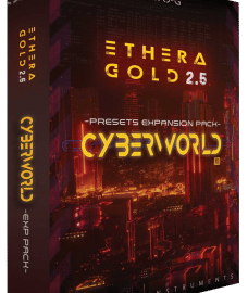 Zero-G CyberWorld Presets – Ethera Gold 2.5 Expansion Pack KONTAKT