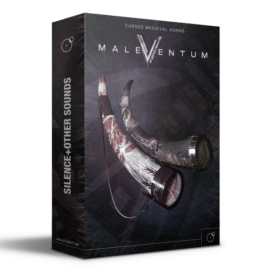Silence+Other Sounds Maleventum KONTAKT REPACK