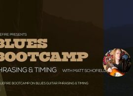 Truefire Matt Schofield Blues Bootcamp Phrasing And Timing TUTORiAL