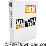 Band in a Box 2016 free download