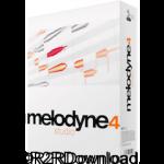 Celemony Melodyne 4 Studio Free Download