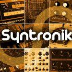 IK Multimedia Syntronik- Sound Content HYBRID