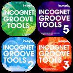 Incognet Incognet Groove Tools Vol 1,2,3,5