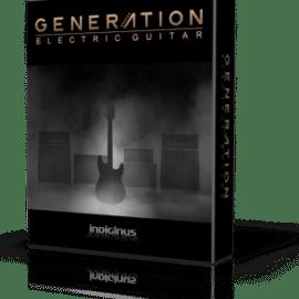Indiginus Generation Electric Guitar KONTAKT