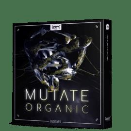 Boom Library Mutate Organic Designed WAV