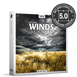 Boom Library Winds Of Nature WAV