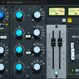 NoiseAsh Need 31102 Console EQ v1.7.1 Incl Keygen (WiN and OSX)-R2R