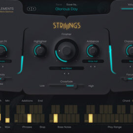 UJAM Symphonic Elements STRIIIINGS v1.0.0-R2R