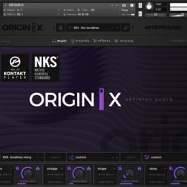 Artistry Audio Origin X v1.11 KONTAKT