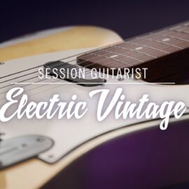 Native Instruments SESSION GUITARIST – ELECTRIC VINTAGE KONTAKT