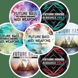 Resonance Sound Sample Pack (LATEST)