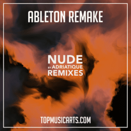 Top Music Arts Adriatique Mystery (TALE OF US & MATHAME REMIX) Ableton Remake (TECHNO TEMPLATE) MIDI + SERUM PRESETS