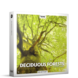 Boom Library Deciduous Forests STEREO & SURROUND WAV