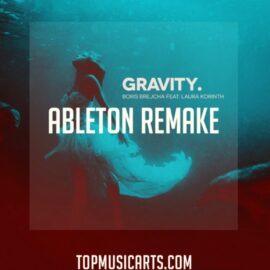 Top Music Arts Boris Brejcha feat Laura Korinth Gravity Ableton Remake (Progressive House Template) MIDI + SERUM PRESETS