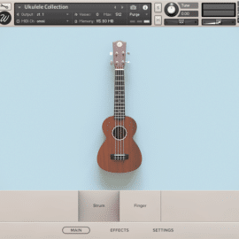 Wavesfactory Ukulele Collection v2 KONTAKT